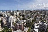 San Juan Puerto Rico Aerial — Stock Photo