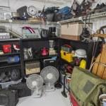 Vintage Garage Sale Corner — Stock Photo