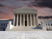 Sąd najwyższy wschód — Zdjęcie stockowe