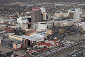 Downtown Albuquerque — Stock Photo