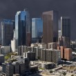 Storm Sky Los Angeles Downtown — Stock Photo #29795917