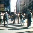 Broadway Time Lapse - Los Angeles 1988 — Stock Video #29795131