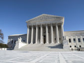 Supreme Court Building Washington DC — Stock Photo