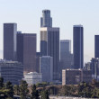 Los Angeles Towers Morning Light — Stock Photo
