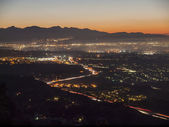 San Fernando Valley Day Break — Stock Photo