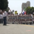 Immigration Reform Protest — Stock video #36640287