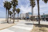 Venice Beach Bike Path — Stock Photo