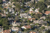 Southern California Suburbia — Stock Photo