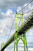 St Johns Bridge — Stock Photo