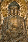 Buddha Mural — ストック写真