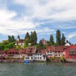 Stock Photo: View of Stein Am Rhein. Switzerland. Europe