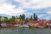 View of Stein Am Rhein. Switzerland. Europe — Stock Photo
