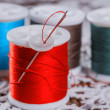 Spools of thread — Stock Photo #25231853