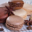 French macarons — Stock Photo #36161169