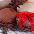 French macarons — Stock Photo #36161191