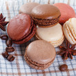 French macarons — Stock Photo #36498739