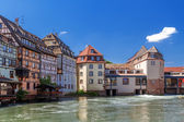 "Strasbourg. District ""little France"" Frantsiya.Evropa.  — Foto Stock"