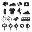 Travel icons set4. vector eps 10 — Stock Vector #29427683
