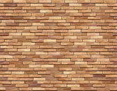 Red brick wall — Stock Vector