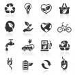 Ecology icons — Stock Vector #42543625