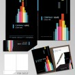 Corporate Identity Business Set. — Cтоковый вектор