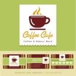 Coffee Cafe icon — Stock Vector #42551931