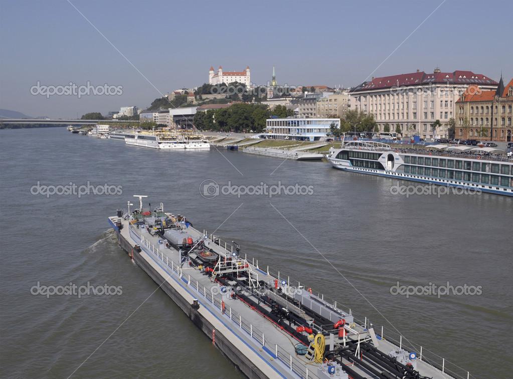 река Дунай Где находится ?