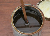 Paint can — Stock Photo