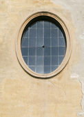Round window — Stock Photo