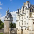 Stock Photo: Chenonceau Castle in the Loire Valley