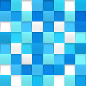 Abstract square mosaic — Stock Vector