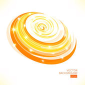 Abstract circle background — Stock Vector