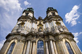 Basilika in Krzeszow, Poland — Stock Photo
