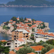 Sveti Stefan in Montenegro - Stock Photo
