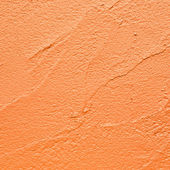 Orange plaster — Stock Photo