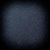 Black abstract background with blue tone — Stockfoto
