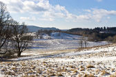 Vista de invierno — Foto de Stock