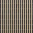 Two colored wicker mat — Stock Photo