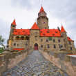 Bouzov castle — Stock Photo #28287179