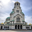Stock Photo: St NedelyChurch, Sophia, Bulgaria