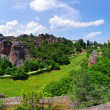Belogradchik Rocks formation, Bulgaria — Stock Photo