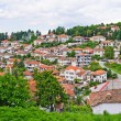 Panorama of Ohrid, Macedonia — Stock Photo