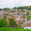 Stock Photo: Panoramof Ohrid, Macedonia