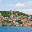 Cityscape of Ohrid, Macedonia — Stock Photo #31588511