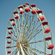 Ferris wheel — Stock Photo