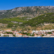 Bol town on Brac island, Croatia — Stock Photo
