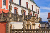 Monastery in Broumov, Czech Republic — Stock Photo