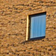 Windows in brick wall — Stock Photo #43279227
