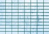 Superfície de parede azul — Foto Stock