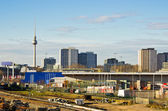 Cityscape in Berlin, Germany — Stock Photo